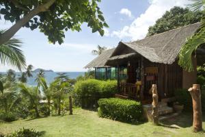 Glass Cottage, Загородные дома  Wok Tum - big - 8