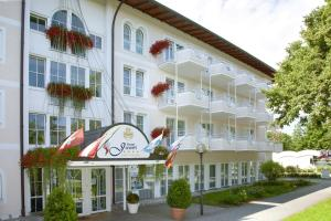Hotel Juwel, Hotely  Bad Füssing - big - 8