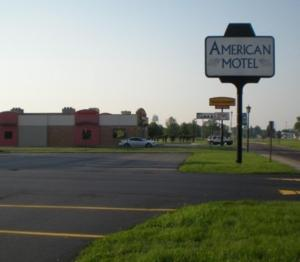 Nearby hotel : American Motel Waseca