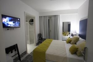 Palma d'Oro, Hotely  Bagnara Calabra - big - 11