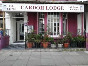 Cardoh Lodge, Affittacamere  Blackpool - big - 66