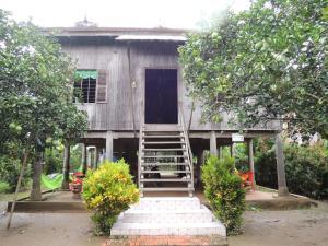 Vorn Sokvanney Homestay at Trong Island