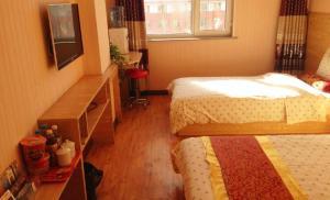 Jiujiu Rujia Inn, Hotely  Baotou - big - 2