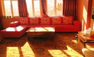 Jiujiu Rujia Inn, Hotely  Baotou - big - 7
