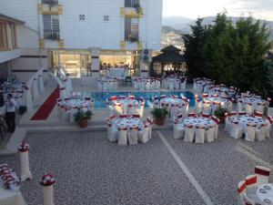 Miray Otel, Отели  Тосья - big - 32