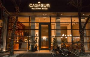 Буэнос-Айрес - CasaSur Palermo Hotel