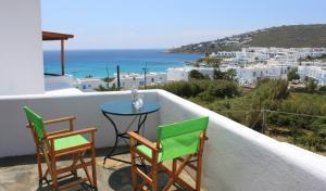 Manos Studios, Ferienwohnungen  Platis Yialos Mykonos - big - 1