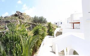 Manos Studios, Ferienwohnungen  Platis Yialos Mykonos - big - 63