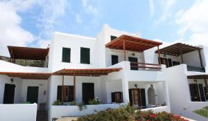 Manos Studios, Ferienwohnungen  Platis Yialos Mykonos - big - 64