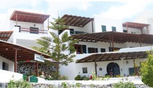 Manos Studios, Ferienwohnungen  Platis Yialos Mykonos - big - 65