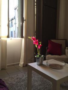 Charmants appartements centre ville, Apartmanok  Montpellier - big - 14