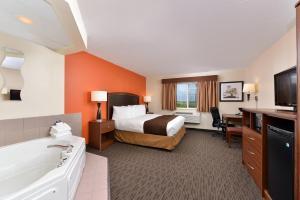 AmericInn Lodge and Suites - Saint Cloud, Szállodák  Saint Cloud - big - 7