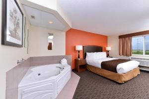 AmericInn Lodge and Suites - Saint Cloud, Szállodák  Saint Cloud - big - 8