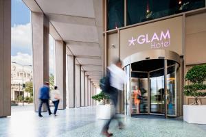 emblème de l'établissement Glam Milano