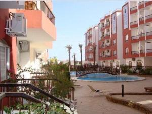 Apartment at nice resort with pool, Апартаменты  Хургада - big - 16