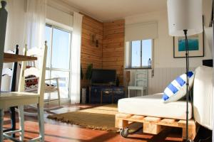 Casa Azul, Апартаменты  Назаре - big - 24