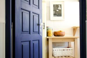 Casa Azul, Апартаменты  Назаре - big - 19