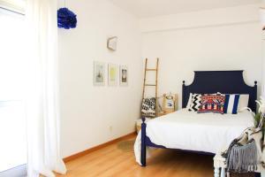 Casa Azul, Апартаменты  Назаре - big - 13
