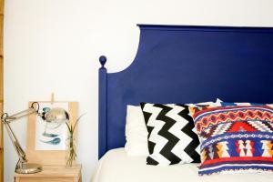 Casa Azul, Апартаменты  Назаре - big - 11