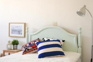 Casa Azul, Апартаменты  Назаре - big - 7