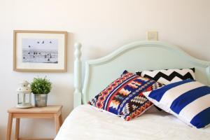 Casa Azul, Апартаменты  Назаре - big - 4