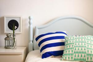 Casa Azul, Апартаменты  Назаре - big - 3