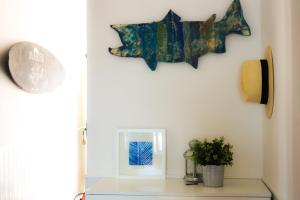 Casa Azul, Апартаменты  Назаре - big - 42
