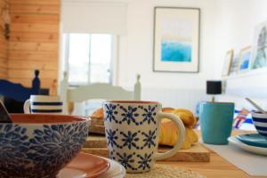Casa Azul, Апартаменты  Назаре - big - 31