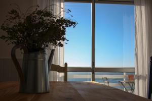 Casa Azul, Апартаменты  Назаре - big - 28