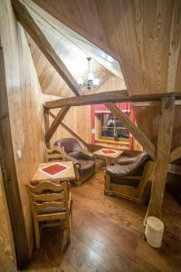 Jaworowa Osada, Alpesi faházak  Brenna - big - 22