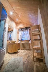 Jaworowa Osada, Alpesi faházak  Brenna - big - 24