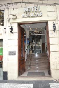 Буэнос-Айрес - Hotel Alcazar