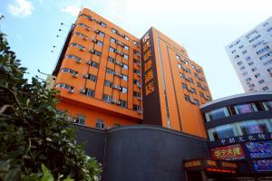Huyue Hotel Dandong Yalvjiang Duanqiao Bridge