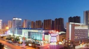 Shenyang Beiyi Road Night Rose Wanda Apartment