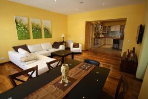 Luxury Apartment Center