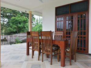 Coral Palm Villa and Apartment, Apartments  Unawatuna - big - 21