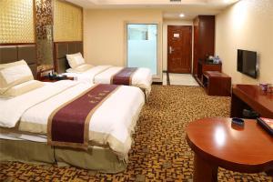 Foshan Tumei Hotel, Hotel  Foshan - big - 31