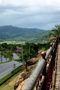 Pemandangan Indah Guest House, Affittacamere  Kampung Padang Masirat - big - 15