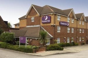 Premier Inn Rotherham East - M18/M1