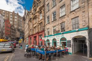City Centre 2 by Reserve Apartments, Apartmány  Edinburgh - big - 95