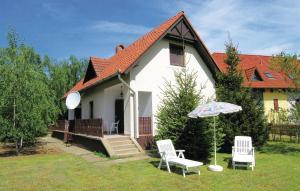 Holiday home Harcsa Utca-Tiszafüred