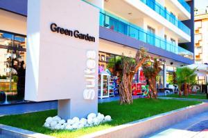 Аланья - Green Garden Suites Hotel