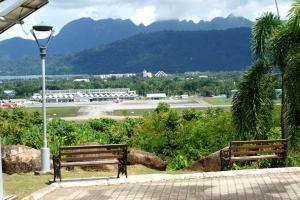 Pemandangan Indah Guest House, Affittacamere  Kampung Padang Masirat - big - 21