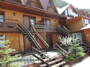 Отель У озера - фото 4