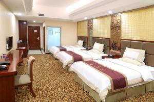 Foshan Tumei Hotel, Szállodák  Fosan - big - 3
