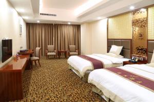 Foshan Tumei Hotel, Szállodák  Fosan - big - 12