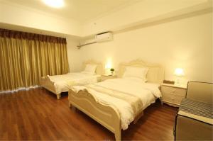 Foshan Keruisi Apartment (Nanhai Wanda SOHO Branch), Apartmány  Foshan - big - 2