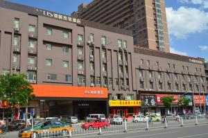 (Jinyi Hotel Hohhot North Xing'an Road Runyu Branch)