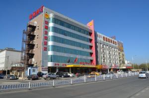 Jinyi Hotel Hohhot Zhandong Road Mo'er City Branch