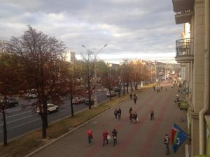 LikeHome Minsk Apartments on Nezavisimosti Avenue, Apartmány  Minsk - big - 5